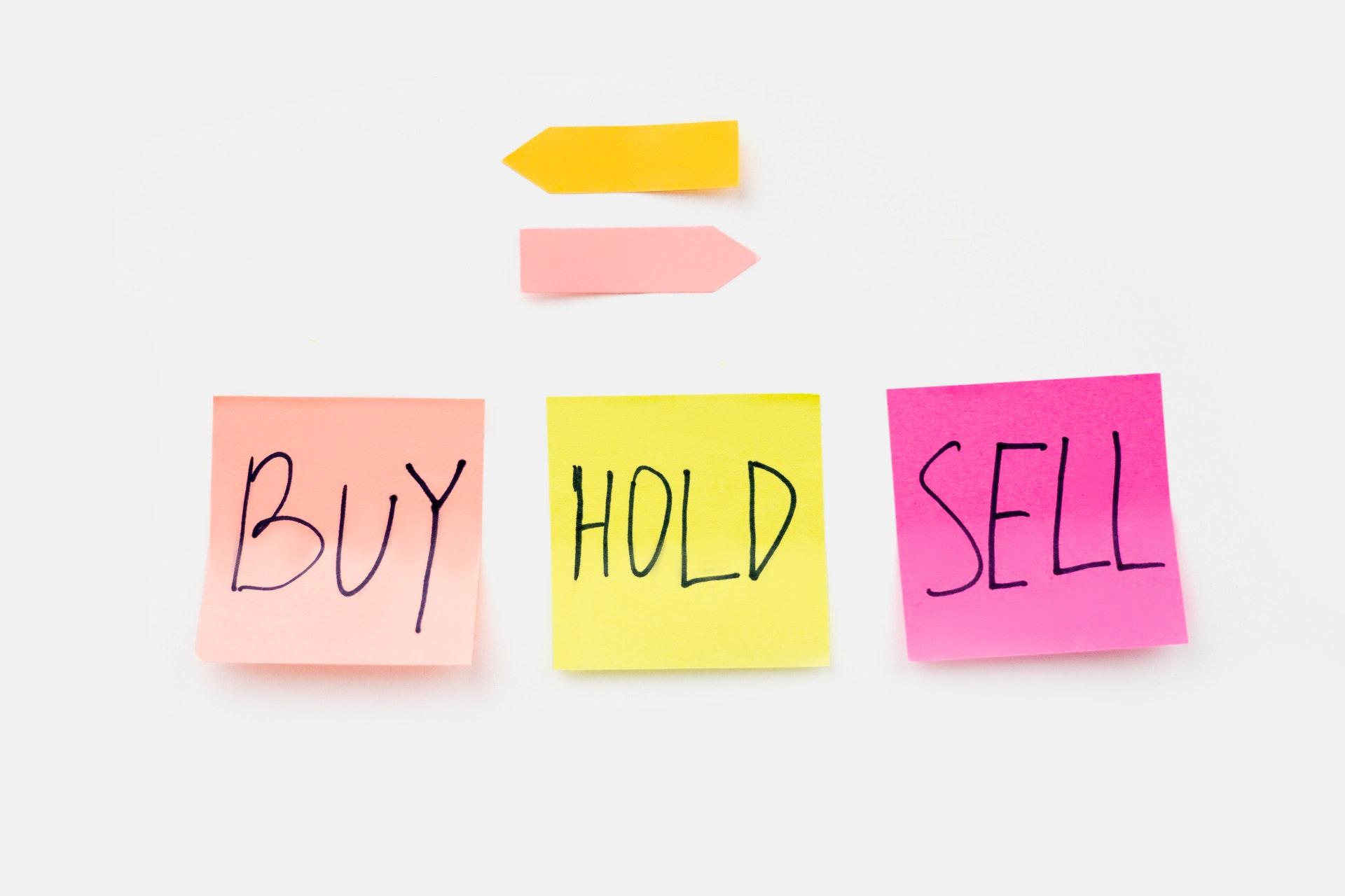 購入と売却